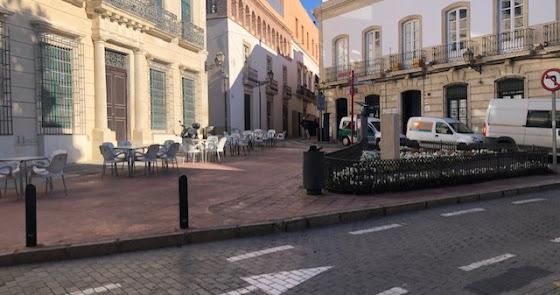 El convenio de las obras del interior de la Casa Consistorial ya está en Sevilla