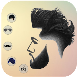Men Photo Editor – Man Hair Style, Mustaches Suits