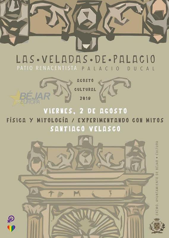 Cartel LAS VELADAS DE PALACIO