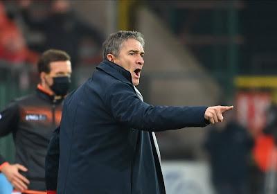 """Philippe Montanier : """"Un match intéressant contre la meilleure équipe de Belgique"""""""