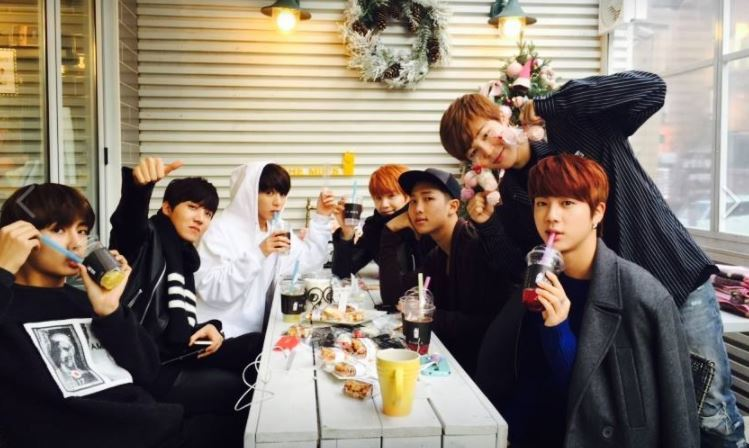 bts hang out