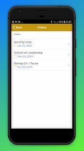 GCF Church App for PC-Windows 7,8,10 and Mac apk screenshot 4