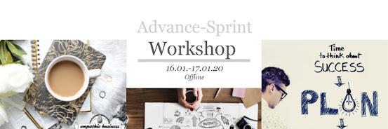 empathic business: Advance Sprint  16.-17.01.20