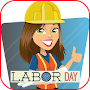Labor Day Greeting Cards APK icon