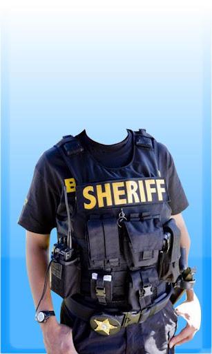Police Women Suit