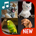 animal sounds for phone, animal ringtones app icon