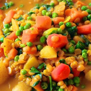 Split Pea Curry