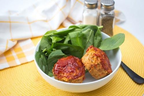 Vegan Lentil and Sunflower Seed Meatloaf