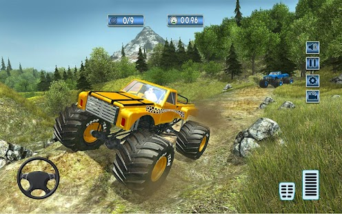 Offroad Monster Truck Driving - náhled