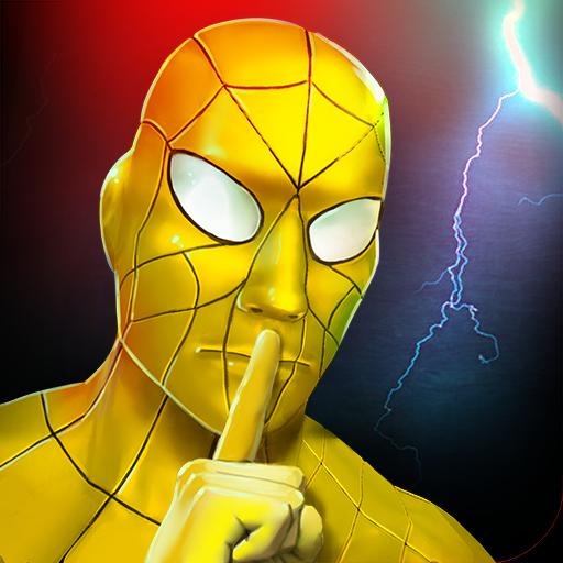動作App|蜘蛛英雄在罪惡比賽 LOGO-3C達人阿輝的APP