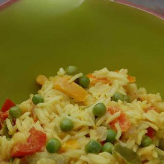Indian Rice.