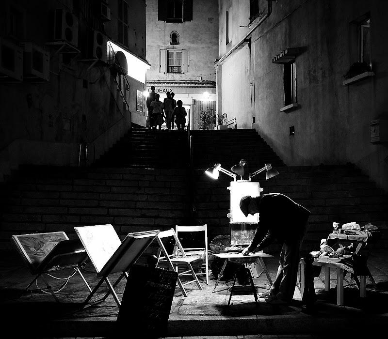 L'artista di Luca Mandelli