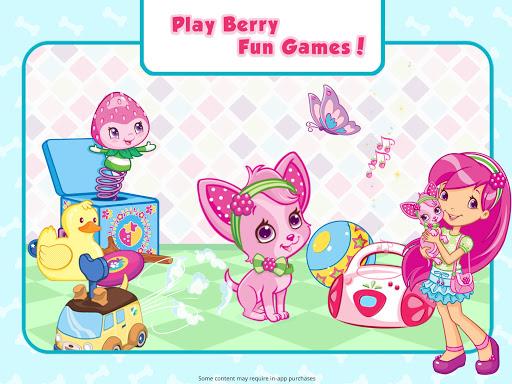 Strawberry Shortcake Puppy Palace android2mod screenshots 9