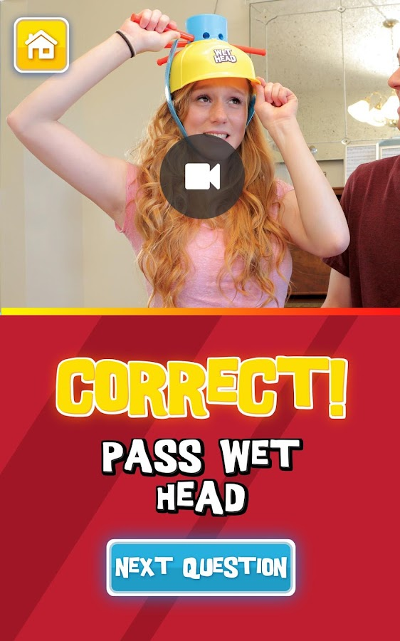 Wet Head Challenge- screenshot