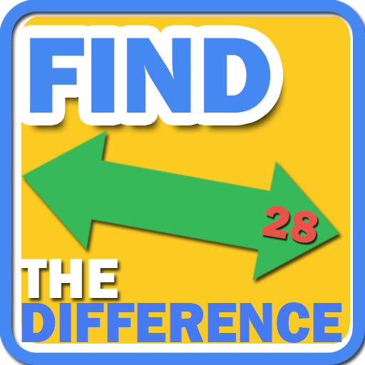 Find The Difference 解謎 LOGO-玩APPs