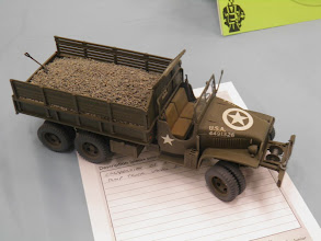 Photo: I liked the Dump truck conversion.