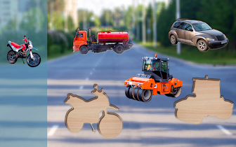 Puzzle Game Cars for Toddlers - screenshot thumbnail 09