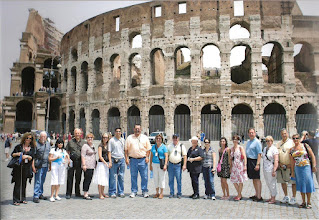 Photo: Rome / Globus Tours ... May 2008