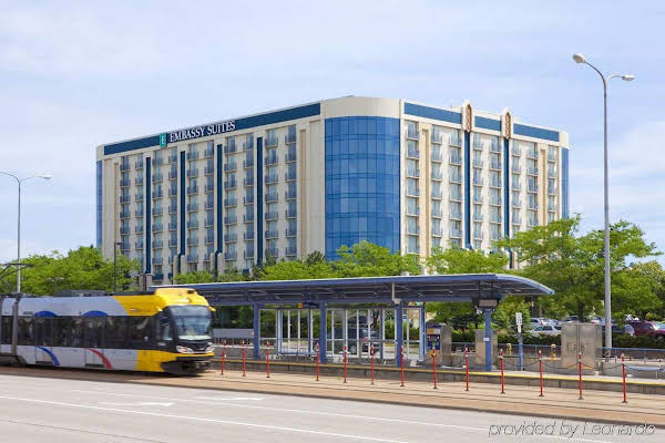 Embassy Suites by Hilton Minneapolis-Airport