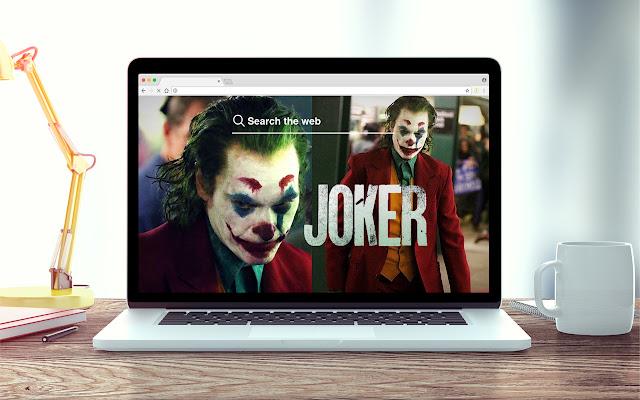 The Joker Movie New Tab