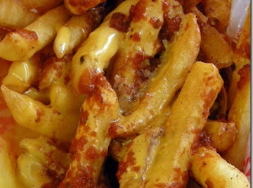 Bacon Cheese Fries Recipe