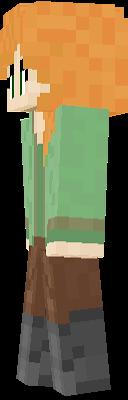 the modern alex player skin