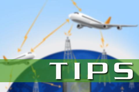 Tip Flightradar24 Flight Track