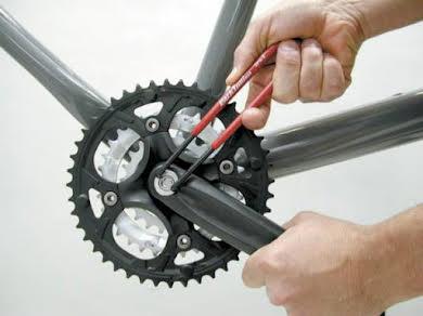 Park Tool SPA-2 Red Freewheel Ring Pin Spanner alternate image 4