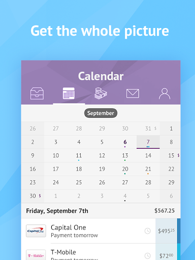 Prism Pay Bills, Money Tracker, Personal Finance screenshot