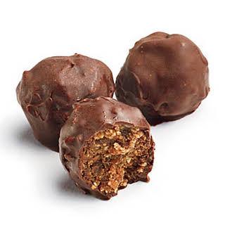 Coconut-Date Truffle Bites.