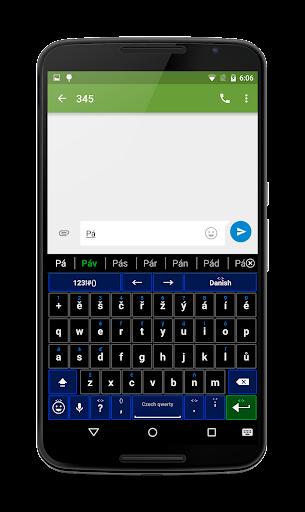 Czech Keyboard Emoji Dictionar