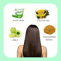 Natural Treatment For Hair icon