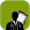 Patient Medical Record Diary icon