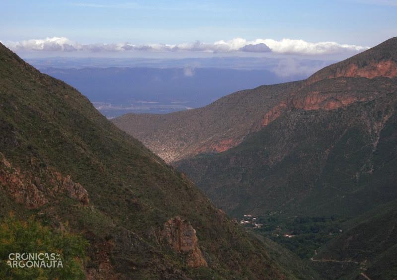 montañas de real de catorce