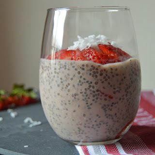 Vanilla or Chocolate Chia Seed Pudding