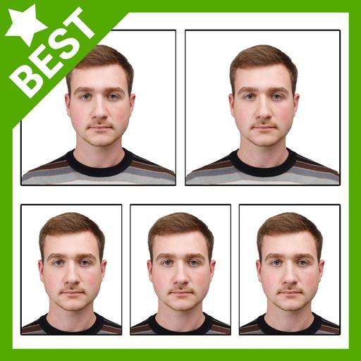 Passport Photo Maker – VISA/Passport Photo Editor - Apps on