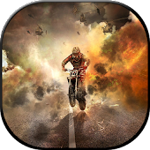 Motor Bike Death Racer: Attack