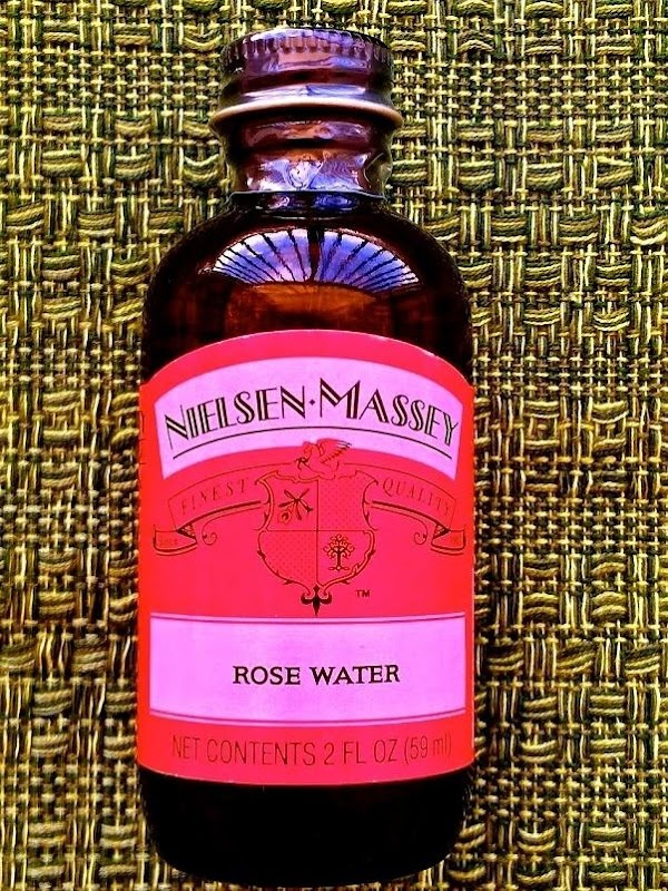 * Rose Water: Is made by steeping rose petals in water. It has a...