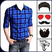 Men Shirt Photo Montage - Man Shirt Photo Editor