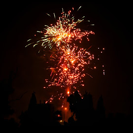 Fireworks Photography by Aniruddha Palkar - Abstract Fire & Fireworks ( sony, night photography, fireworks, creativity, photography )