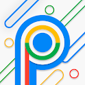 Pixel pie icon pack - free icon pack icon