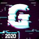 Glitch Photo Editor : Glitch Effect Video Maker icon