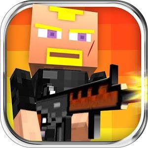 Pixel Wars : 3D Block Combat for PC and MAC