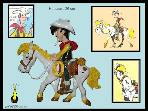 Photo: Lucky Luke et Jolly Jumper