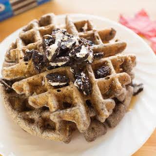 Oreo Waffles.