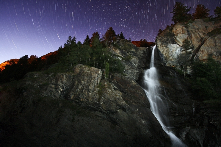 Waterfall Lillaz di Yanez
