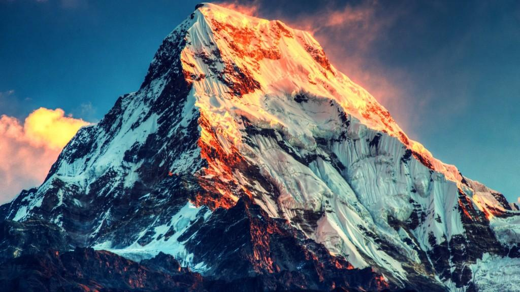 Mount Everest Nepal facts