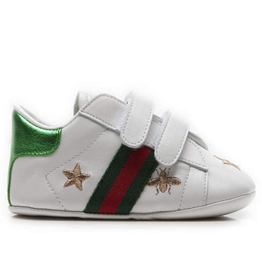 Primary image of Gucci Pre-Walker Trainers