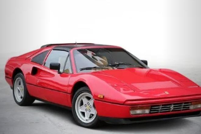 Ferrari sports car Hire Covington