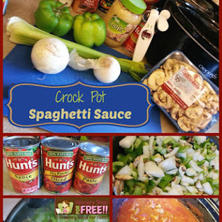 Crock Pot Spaghetti Sauce!